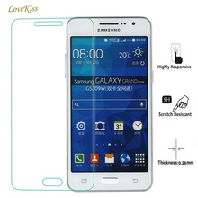 HD 9H Tempered Glass Screen Protector Film For Samsung Galaxy Grand Prime SM-G53