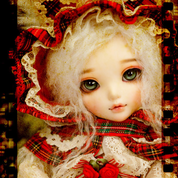luodoll Bjd doll sd doll 1/6 doll chloe doll (include makeup and eyes) 1 3rd 65cm bjd nude doll bianca bjd sd doll girl include face up not include clothes wig shoes and other access
