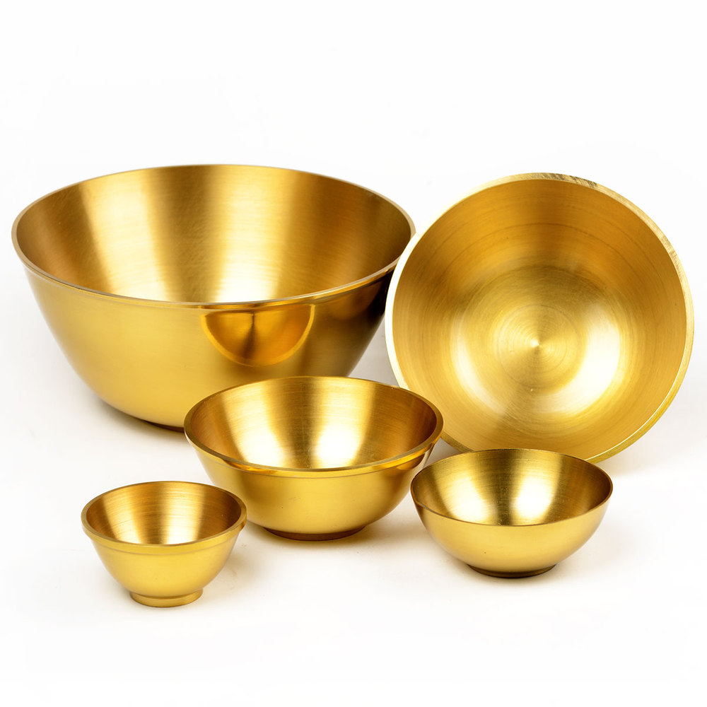 Feng Shui Court opening thick copper bowl copper copper tableware tableware ornaments golden bowl water bowl add copper-in Shoe Decorations from Shoes on ...  sc 1 st  AliExpress.com & Feng Shui Court opening thick copper bowl copper copper tableware ...
