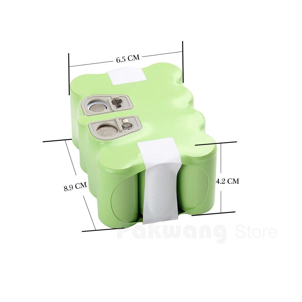 PAKWANG 2018 Free shipping Original battery for new robot vacuum battery A320 A325 ni-mh 14.4v 2200mah vacuum battery куртка детская huppa jody цвет темно синий 17000004 82386 размер 152