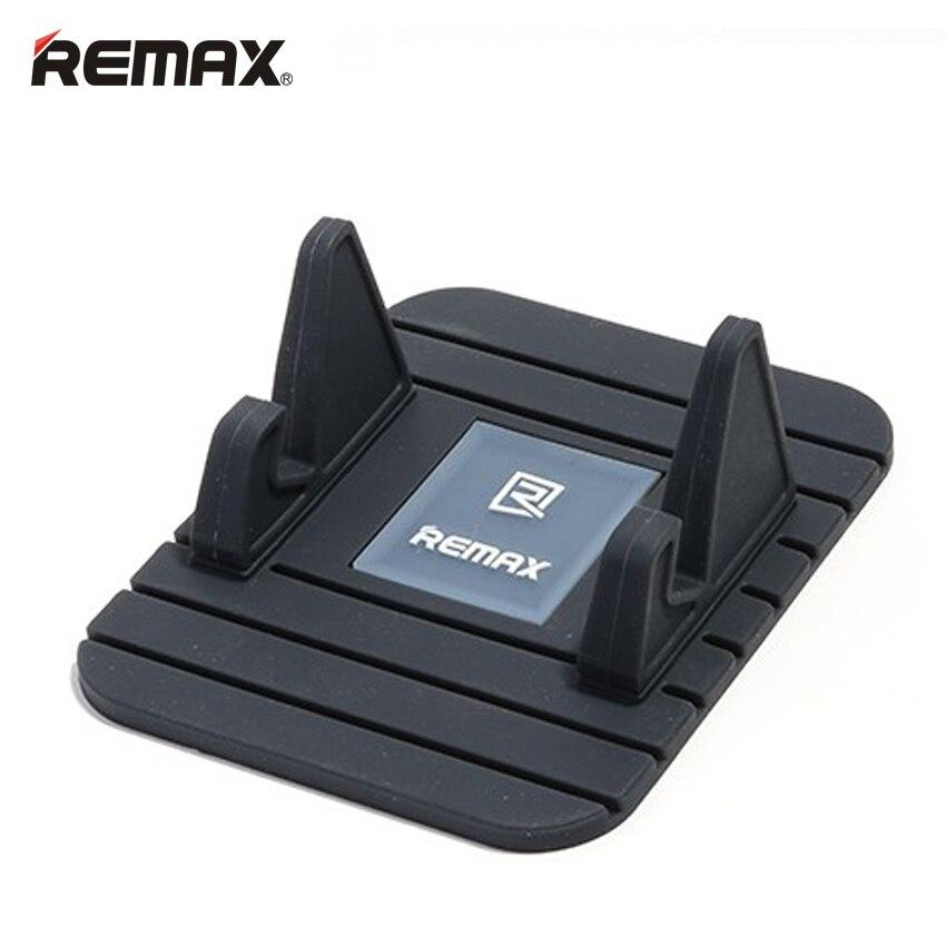 remax soft silicone mobile phone car holder dashboard gps pop socket anti slip mat stand bracket. Black Bedroom Furniture Sets. Home Design Ideas