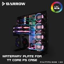Курган TTP5-SDB-120, водные доски для TT Core P5 чехол, для Intel cpu водоблок и один/двойной GPU корпус