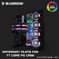 Barrow TTP5 SDB 120, Waterway Boards For TT Core P5 Case, For Intel CPU Water Block & Single/Double GPU Building