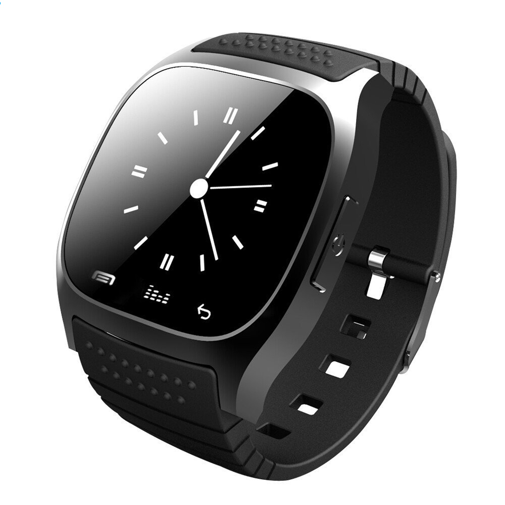 Waterproof Android Smart Watch M26 Woman Men Bluetooth Smartwatch Sync Phone Call Pedometer Anti-Lost For Android Smartphone s12 european plug multifunction anti lost touch screen bluetooth smartwatch sync for iphone for android