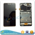 S898T+ LCD For Lenovo S8 S898T Plus Display Touch Screen Assembly With Frame Original Replacement Parts