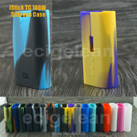 DHL 500pc* iStick TC 100W silicone case VS Joyetech cuboid 150w/ Wismec Noisy Cricket  / Laisimo L1 200W TC/ DNA 200w/ IPV5 case