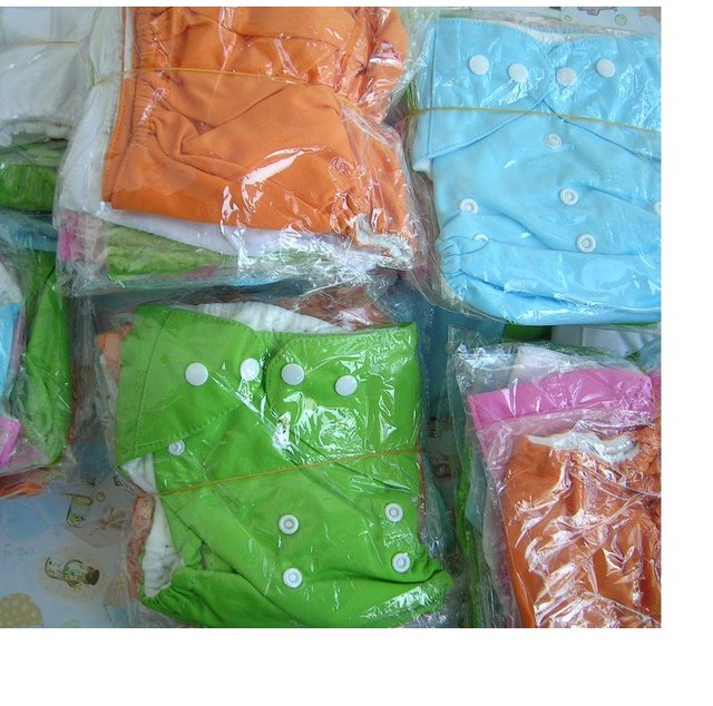 FREE SHIPING promotional cloth diapers one size adjustable