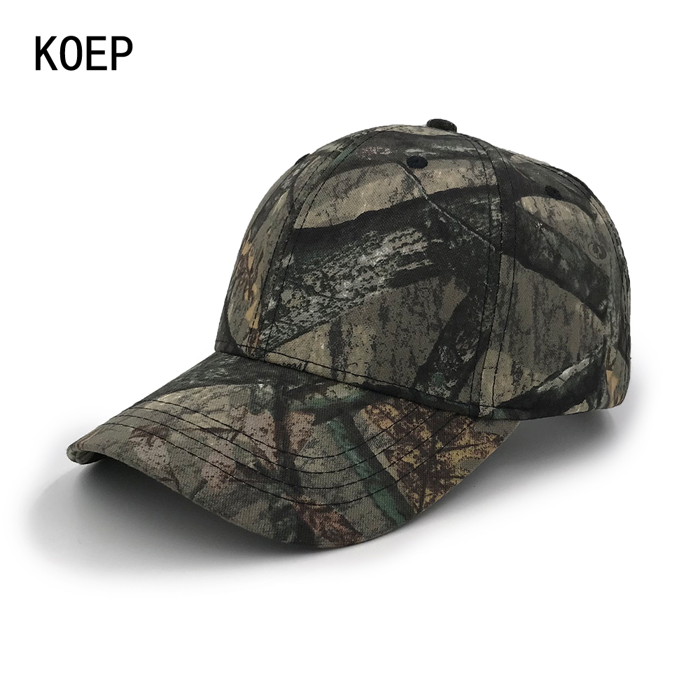KOEP Baseball-Cap Camouflage-Hat Women for And Hunting Wild-Adventure
