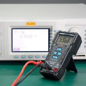 Image 5 - Multímetro inteligente automático de alta velocidade dm90a/dm90s de mestek multímetro inteligente anti queima ncv verdadeiro rms digital multimetro
