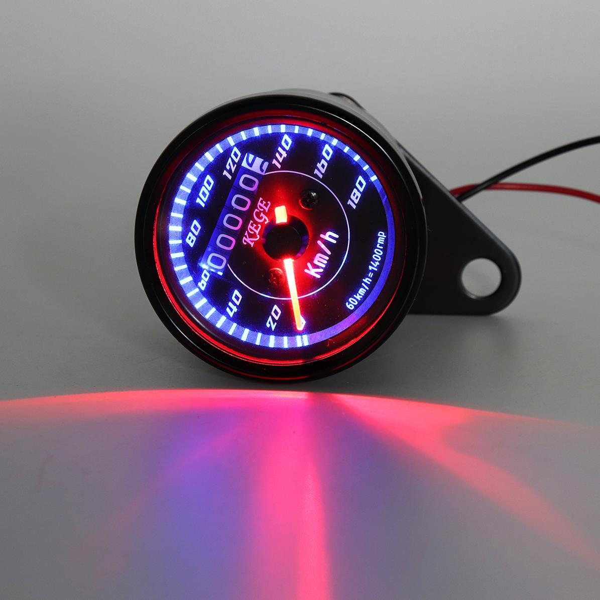 carro do diodo emissor de luz retro para a motocicleta