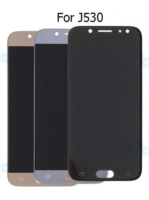 Full Digitizer <font><b>AMOLED</b></font> LCDs For Samsung J5 2017 J530 J530F J530M <font><b>Phone</b></font> LCD Screen Display Touch With Brightness Adjustment