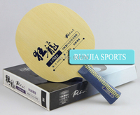 Original Palio Crazy dragon soft carbon reinforced table tennis blade forhand offensive table tennis racket racquet sports