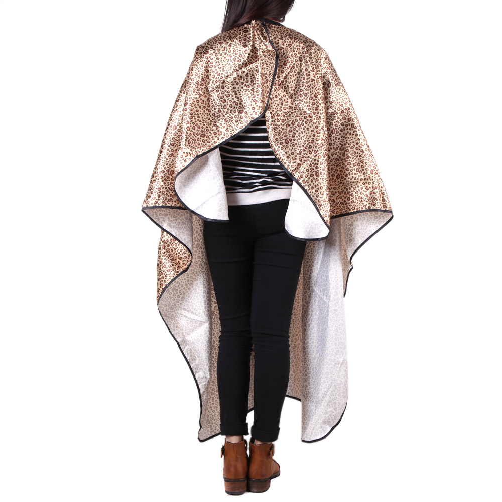 5 Types Hairdressing Cape for Barber Hair Cutting Styling Salon Apron Professional Hair Wrap Gown Cloth Tool 5
