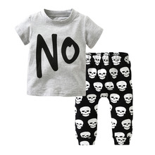 b73909dc1 Buy baby boy clothes skulls and get free shipping on AliExpress.com