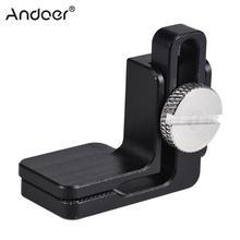 Andoer Clip de abrazadera de Cable HD, Compatible con jaula de cámara Andoer para Sony A6000 A6300 NEX7 ILDC, pinzas de Cable para cámaras