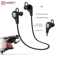 Magift6 Wireless Headphones Bluetooth 4 1 CSR With Micphone Stereo Music Earphones For Smartphones Wireless Headsets