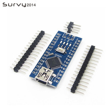 Nano 3.0 controller compatible with for arduino nano  USB driver with CABLE NANO V3.0 ATMEGA328P