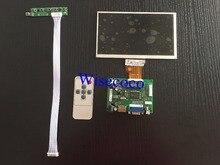 Big sale For INNOLUX 7.0″ inch Raspberry Pi LCD Display Screen TFT LCD Monitor AT070TN90 + Kit HDMI VGA Input Driver Board Free Shipping