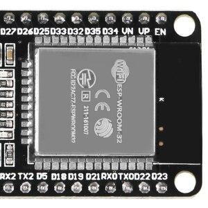 Image 5 - ESP32 פיתוח לוח 2.4GHz מצב כפול WiFi + Bluetooth כפולה ליבות ESP32s אנטנת מודול לוח עבור Arduino IDE