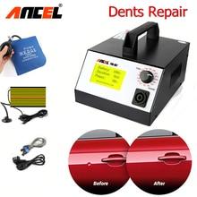 Ancel PDR автоматический набор для ремонта кузова инструмент для удаления краски вмятин профессиональные магнитные индукционные листовые металлические инструменты набор инструментов для ремонта автомобиля