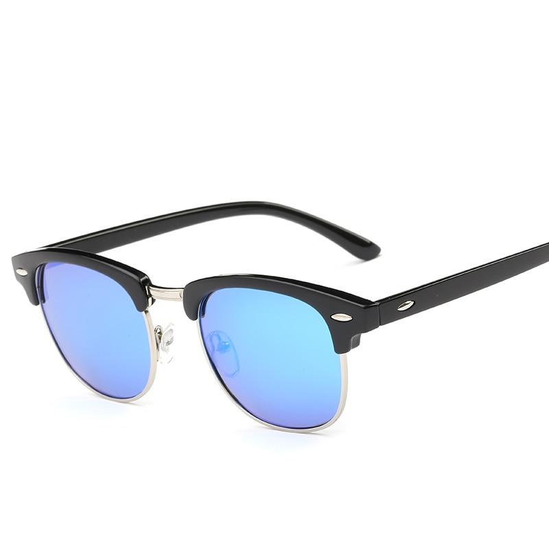 CLASSIC Half Metal Sunglasses տղամարդիկ Կանացի - Հագուստի պարագաներ - Լուսանկար 4