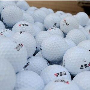 Image 5 - Pgm 골프 공 2 laye 3 레이어 직업 골프 공 표준 생산 신제품 지원 사용자 정의 브랜드 야외 무료 배송