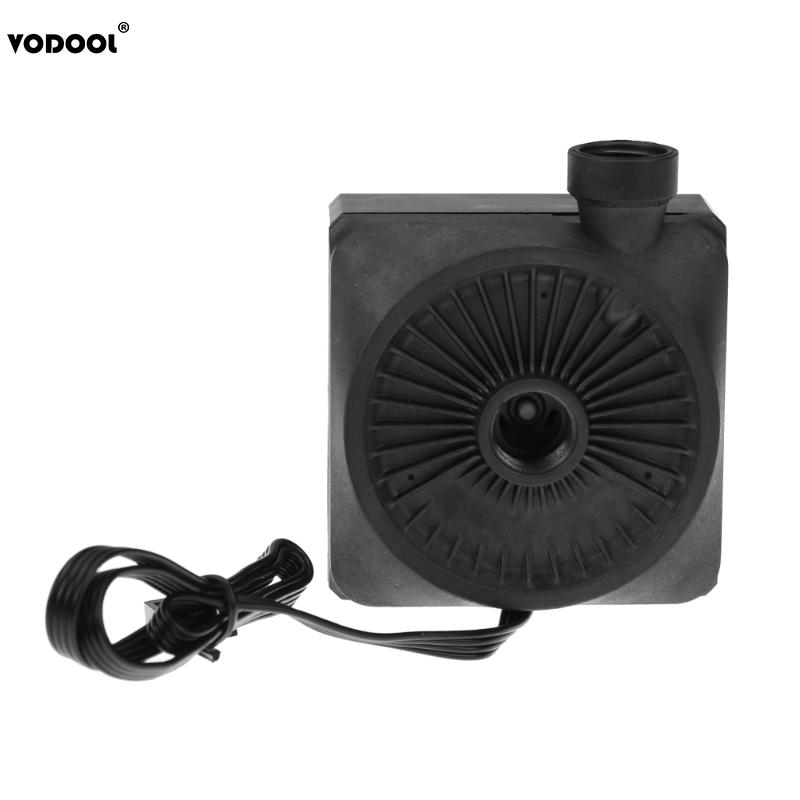 12V Super Silent Computer Component Water Cooling Cooler Mini Water Circulation Pump for PC Water Cooling System High Quality mini water pump zx43a 1248 plumbing mattresses high temperature resistant silent brushless dc circulating water pump 12v 14 4w
