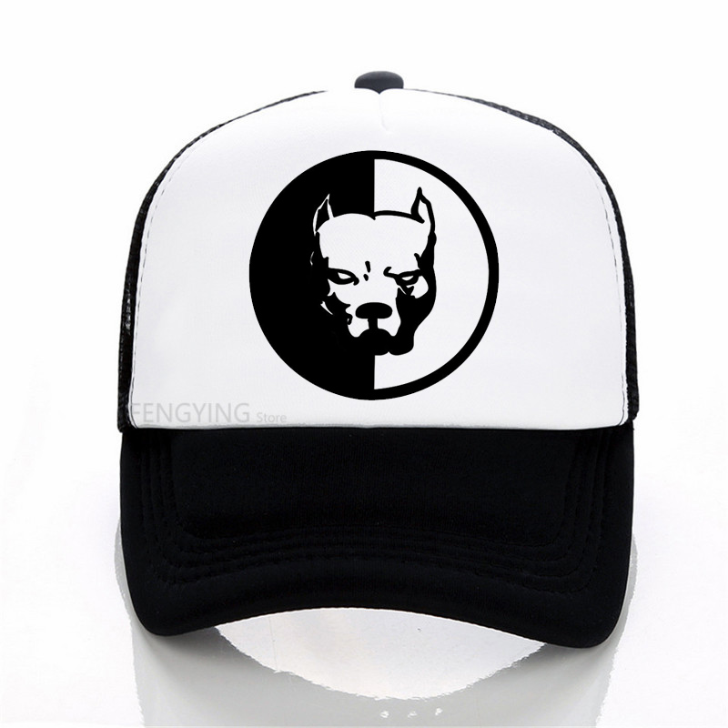 2933ec92e02 Bully Pitbull Dog Baseball Cap New Cool BIG BOSS Fashion Men Women ...