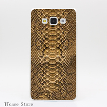 2168CA Luxury Just Cavallis Snake Print Transparent Hard Cover Case for Galaxy A3 A5 A7 A8 Note 2 3 4 5 J5 J7 Grand 2 & Prime