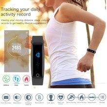 Mesuvida смарт-браслет Teclast H30 интеллектуальные монитор сердечного ритма Смарт Браслет Шагомер фитнес SmartBand напоминание