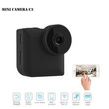 C3 Mini Camera 1080P HD Camcorder DVR Pen camera Night Vision Motion detection wifi Remote Control Video Recorder Sports cop Cam