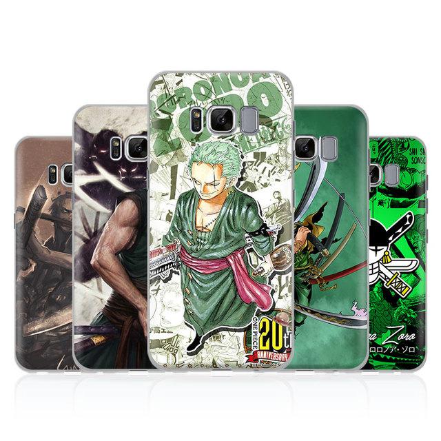 One Piece Roronoa Zoro Funda para Samsung (8 Colores)