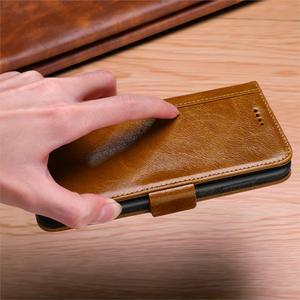 Image 2 - 화웨이 메이트 rs 20 10 9 프로 정품 가죽 케이스 빈티지 지갑 자동 슬립/웨이크 폴리오 플립 커버 킥 스탠드 기능 카드 슬롯