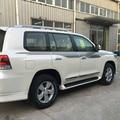 ABS Chrome Lado Da Porta De Moldagem Para Toyota Land Cruiser 200 LC200 2012-2016 Modelos