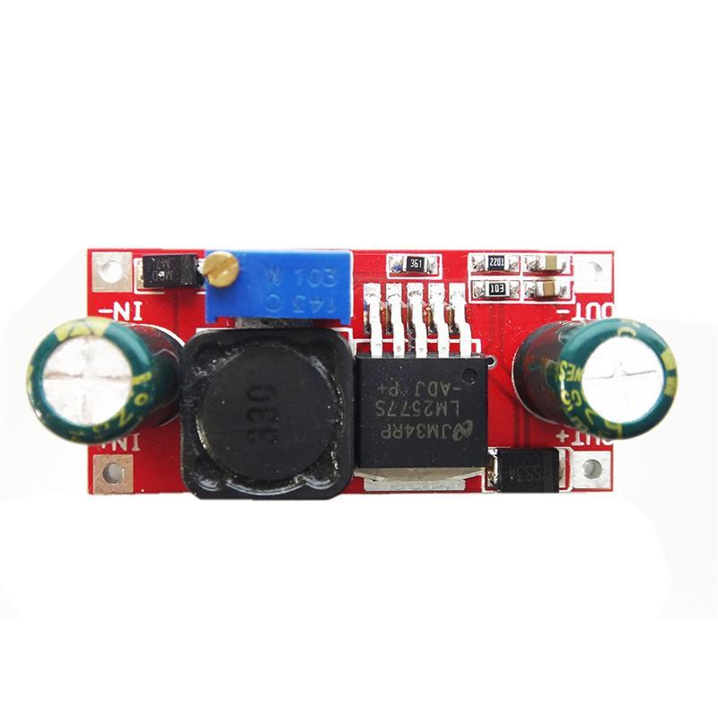 Selbstlos Lm2577s Dc-dc Einstellbar Step-up Power Supply Module Hindernis Entfernen