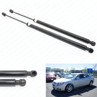 2 Front Hood Auto Gas Spring Struts Prop Lift Support Fits For 2008 2009 Saturn Aura