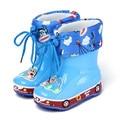 Bebé Niña Botas de Lluvia de Invierno Niños de Los Niños Botas de Nieve Lluvia Niño botas de Lluvia del bebé Ovejas Zapatos de Navidad Caliente 1 Meses 2 3 Años de edad
