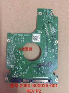Logic-Board Data-Recovery Printed 2060-800025-001 Hdd Pcb Hard-Drive REV P1 for WD Repair