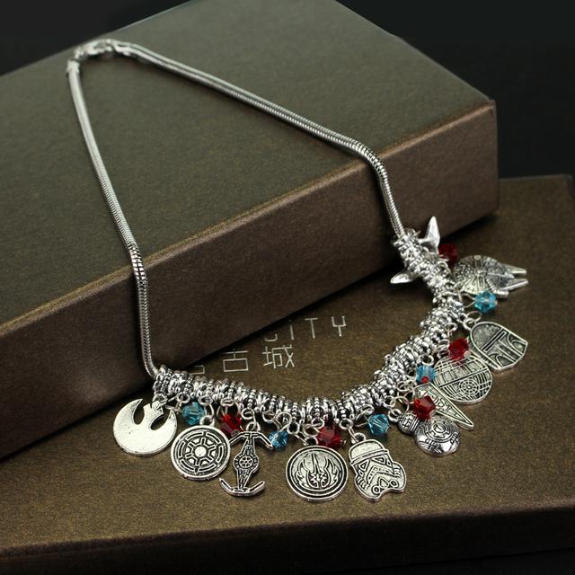 Star Wars Jewelry Necklace