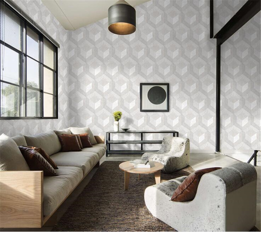 Gentle Beibehang Mediterranean Style Background Wallpaper Green Paper Wall Warm Paper Bedroom Full Floor Sofa Background Wall Home Improvement Painting Supplies & Wall Treatments