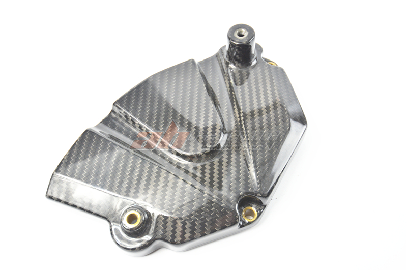 Couvercle de pignon pour Yamaha R6 2009-2014 2015 2016 fibre de carbone 100%Couvercle de pignon pour Yamaha R6 2009-2014 2015 2016 fibre de carbone 100%