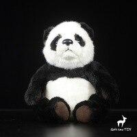 Plush toys children cute panda doll simulation doll toy gift