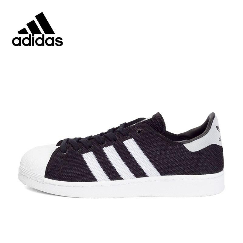 Official New Arrival 2017 Adidas Originals Superstar Unisex Skateboarding Shoes Sneakers Classiqu free shipping original adidas men s basketball shoes g98295 g98297 sneakers unisex free shipping
