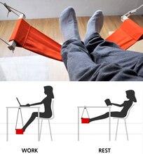 Гамак для офис сиеста спать днем nap с стол вешалка гамак отдых ноги полдень время повтора