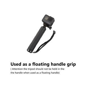 Image 5 - TELESIN For Multi fonction Accessories Floating Hand Grip&3 Way Grip Arm for GoPro Hero7 6 5 4 3 5S SJCAM EKEN XiaomiYI for DJI