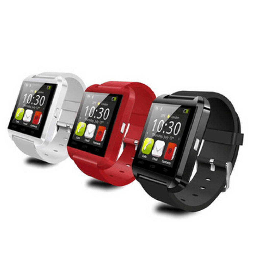 Bluetooth Smart Watch intelligent Wrist Watch for Samsung S5 Note 2 Note 3 HTC LG Huawei ZET Android Phone Smartphones