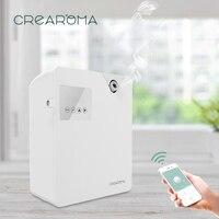 Crearoma 2018 Neue WiFi APP fernbedienung aroma diffusor duft luft maschine-in Luftreiniger aus Haushaltsgeräte bei