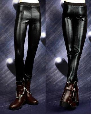 1/4 1/3 uncle SD17 BJD SD Doll accessories Bjd clothes black pants