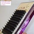 Korean Eyelashes 1tray/lot Eyelashes extension grafting eyelash 0.05/0.07/0.1/0.15/0.02mm length 8-15mm False Eyelashes-1