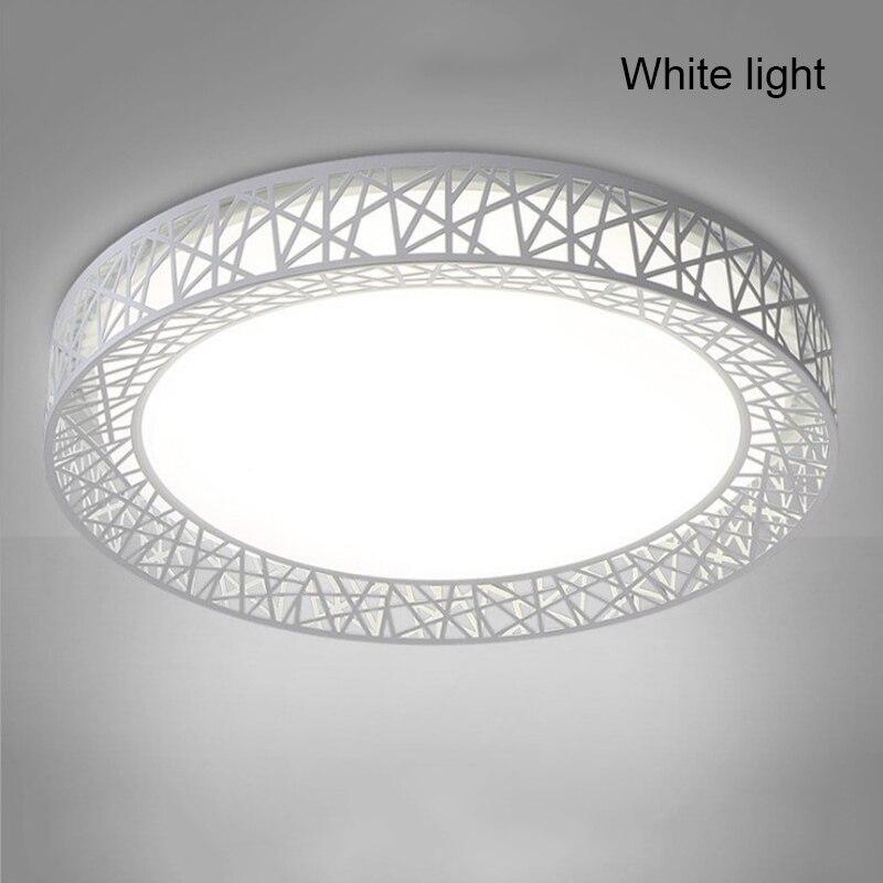 Newest LED  Bird Nest Round Lamp Low-power High Light Transmission Ceiling Light For Living Room Bedroom Kitchen Modern Light